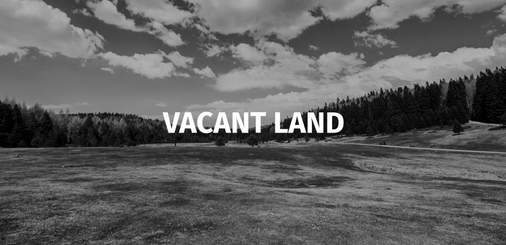 Vacant Land liability cover