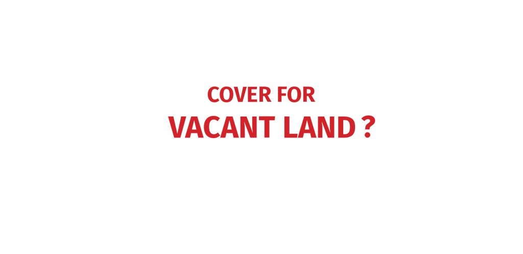 Vacant Land cover